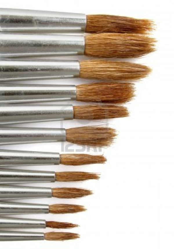 Delta Paintbrush Toray 20/0 Round - DL942.20/0H