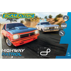 SCALEXTRIC Australian Highway Patrol Set - C1430S