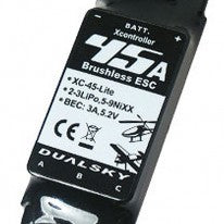 Dualsky XC-45 Lite Brushless Speed Controller -DSXC45LITE