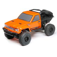 ECX 1:24 Barrage Crawler Orange with 2.4Ghz Radio, Battery and Charger - ECX00017T1
