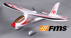 FMS Red Dragonfly 900mm RTF M2 - FMS064R-M2