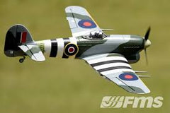 FMS Hawker Typhoon 1100mm Camo PNP - FMS086P