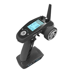 FLYSKY GT5 6Ch 2.4Ghz Transmitter with BS6 Receiver, Gyro and Fail-Safe - FS-GT5
