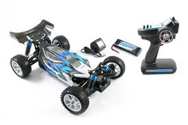 FTX VANTAGE 1:10 Buggy with Brushed Motor, 2.4Ghz Radio, Battery and Charger - FTX-5528