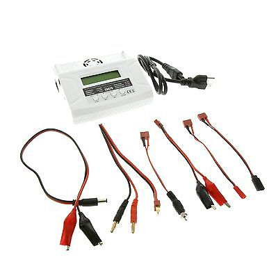 GT POWER Battery Charger 7A 80W AC:DC Nimh, LiPo, LiFe - GT-C607D