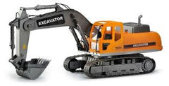 HOBBY ENGINES Excavator with 2.4GHZ Radio, NIMH Battery & Charger - HE0803