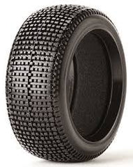 James.Racing 1:8 Buggy Racing Tyres, Super Soft with Foams - J08B01C1I