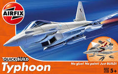 AIRFIX QUICKBUILD EUROFIGHTER TYPHOON - J6002