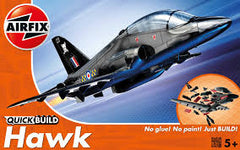 AIRFIX QUICKBUILD BAE HAWK - J6003