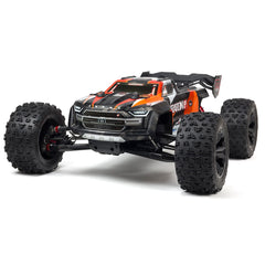 ARRMA 1:5 8S KRATON BLX Orange with 2.4Ghz Spektrum Radio - ARA110002T2