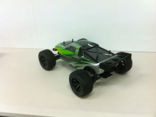 HBX 1:12 ONSLAUGHT Truggy with 2.4Ghz Radio, Li-Ion Battery and 240V Wall Charger - HBXONSLAUGHT
