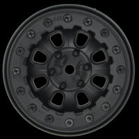 PROLINE Impulse 1.9in Black Bead-Loc Wheel Fr/Rr - PR2769-03