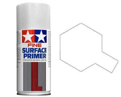 TAMIYA SURFACE PRIMER FINE WHITE - T87044