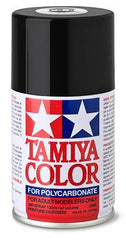 TAMIYA BLACK SPRAY PAINT 100ML PS-5
