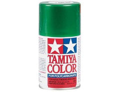 TAMIYA METALLIC GREEN SPRAY PAINT 100ML PS-17
