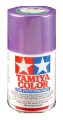 TAMIYA IRIDESCENT PURPLE/GREEN SPRAY PAINT 100ML PS-46