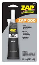 ZAP GOO All Purpose Flexible CA - PT12A