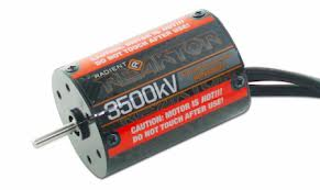 RADIENT REAKTOR BRUSHLESS MOTOR, SENSORLESS, 3500kV 2POLE - RDNA0028