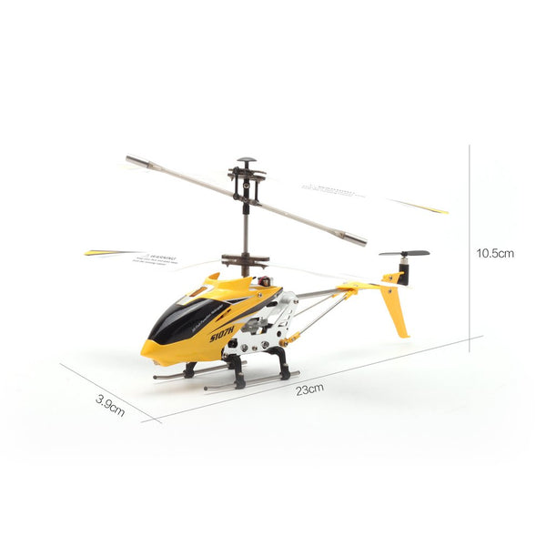 SYMA 2.4Ghz RC Helicopter RTF with Altitude Hold - SYM-S107H