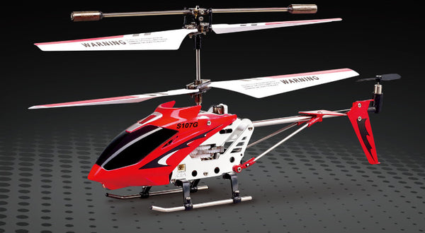 SYMA 2.4Ghz RC Helicopter RTF with Altitude Hold - SYM-S107H.