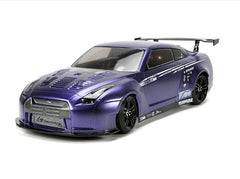 TEAM MAGIC E4D MF Brushless Nissan R35 1:10 Drift Car with 2.4Ghz Radio - TM503018-R35
