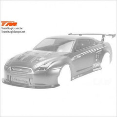 K FACTORY 1:10 Nissan R35 190mm Clear Body Shell - TMK1024
