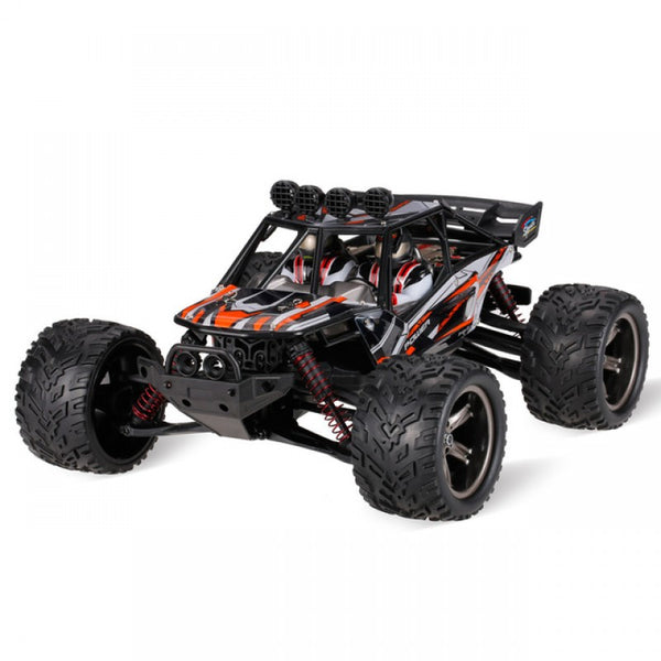 Power Desert Truck DT12 1:12 2WD with 2 4Ghz Radio, Lipo Battery and  Charger - 9120