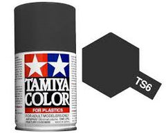 TAMIYA TS-6 SPRAY MATT BLACK T85006
