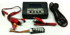VOLT Charger suit Nimh/Lipo 240V/12V with Leads 80W - VOLT-680AC
