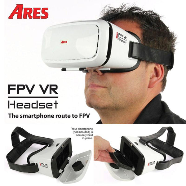 SJVR 3D Virtual Reality Goggle for Smartphone WiFi or FPV - VR003