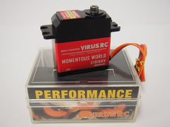 VIRUS C1916HV 19kg High Voltage Digital FMJ Servo - VRSC1916HV
