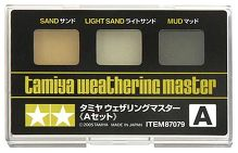 Tamiya Weathering Set A