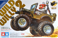 TAMIYA Wild Willy 2 Kit - T58242