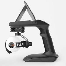 YUNEEC Pro Action Steady Grip for CG02-GB Camera - YUNCGOSTG100