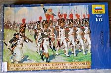 ZVEZDA FRENCH EMPERORS OLD GUARDS 1805-1815 - 8030