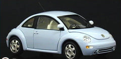 Franklin Mint 1/24 New VW Beetle Ryell