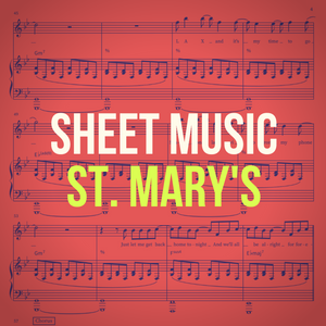 'St. Mary's' Sheet Music