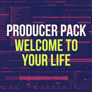 'Welcome To Your Life' Producer Pack