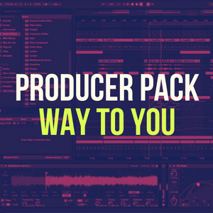 'Way To You' Producer Pack