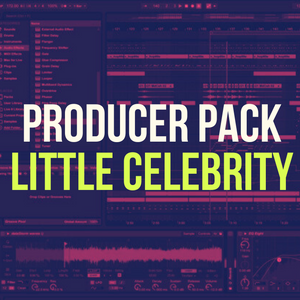 'Little Celebrity' Producer Pack