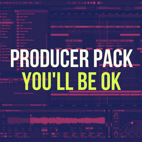 'You'll Be OK' Producer Pack