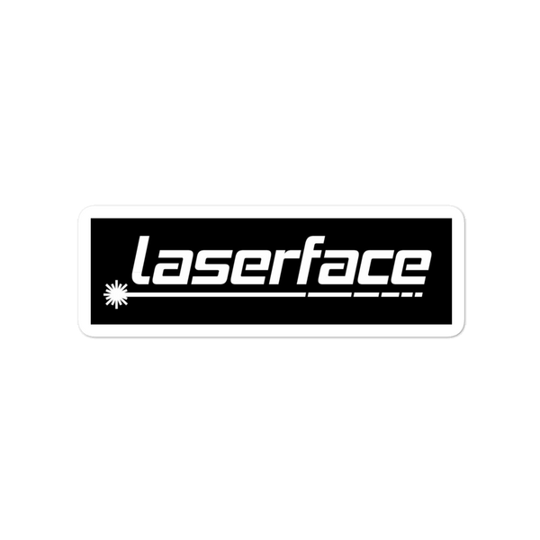Laserface Beam Bubble-free Stickers