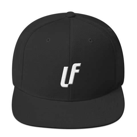 Laserface Pew Crew Snapback Hat
