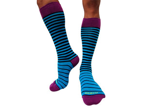 Agacio AG090005 Executive Lines Sock