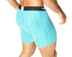 Agacio AG5945  Long Boxer Horizontal Stripes