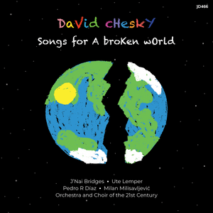 Songs for a Broken World (David Chesky) [WAV DOWNLOAD]