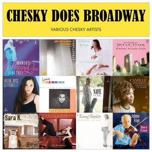 Chesky Does Broadway (Various Artists) [WAV DOWNLOAD]