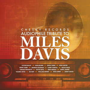Chesky Records Audiophile Tribute to Miles Davis (Various Artists) [WAV DOWNLOAD]