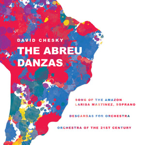 Abreu Danzas (David Chesky) [WAV DOWNLOAD]