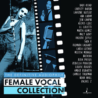 Female Vocal Collection (Various Artists) [WAV DOWNLOAD]